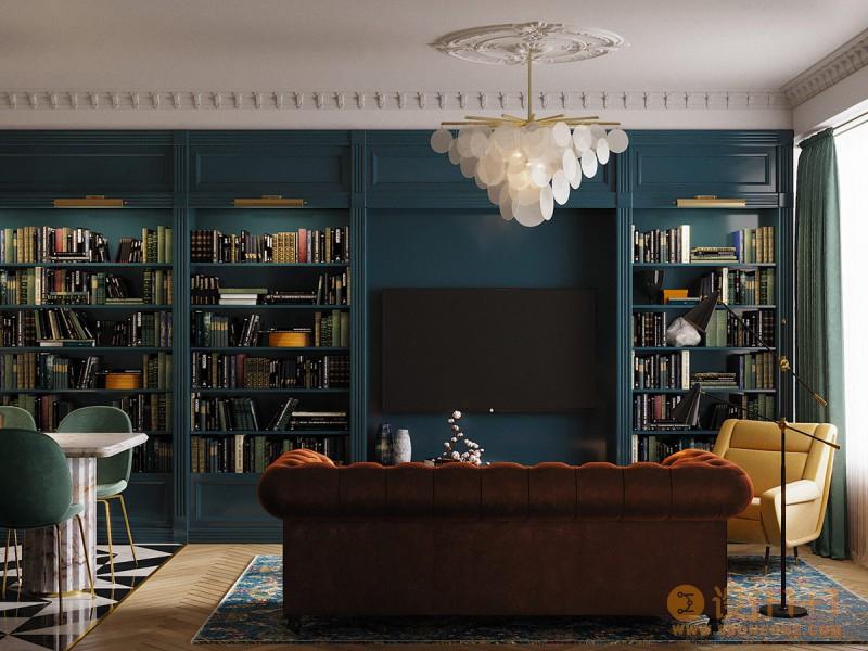 春天主题的家居室内设计