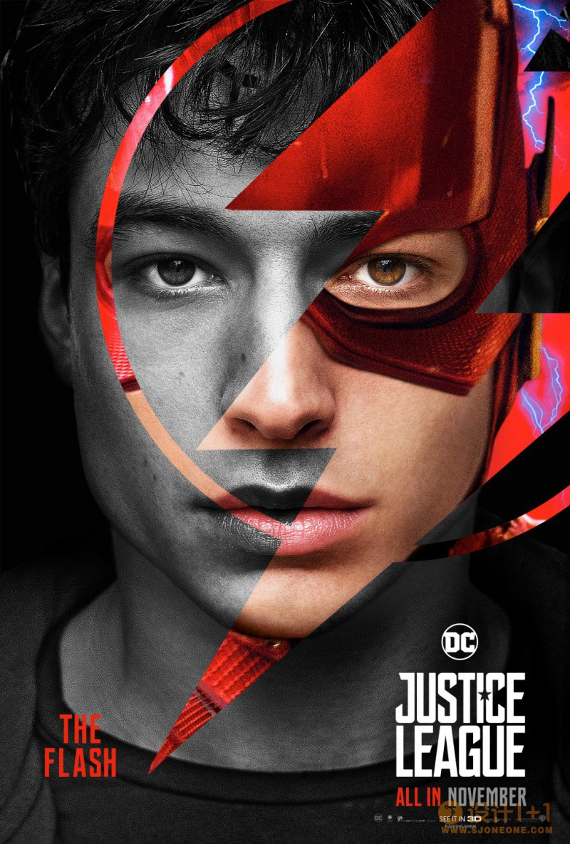 电影海报欣赏:正义联盟 Justice League