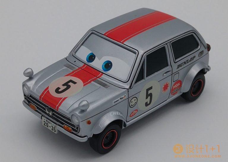 韩国设计师Seman10cm玩具设计