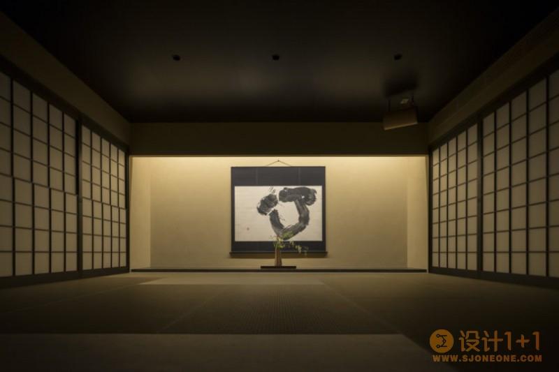 京都Enso Ango分散式酒店设计