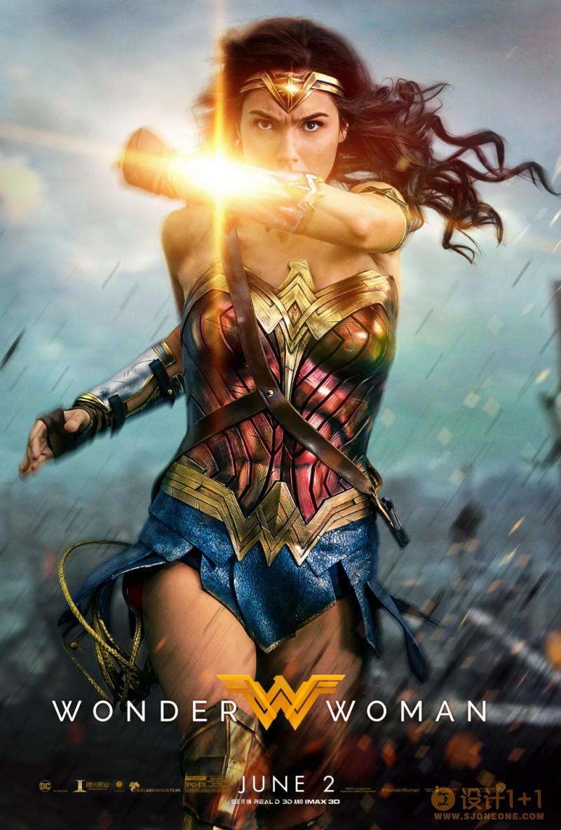 电影海报欣赏:神奇女侠 Wonder Woman