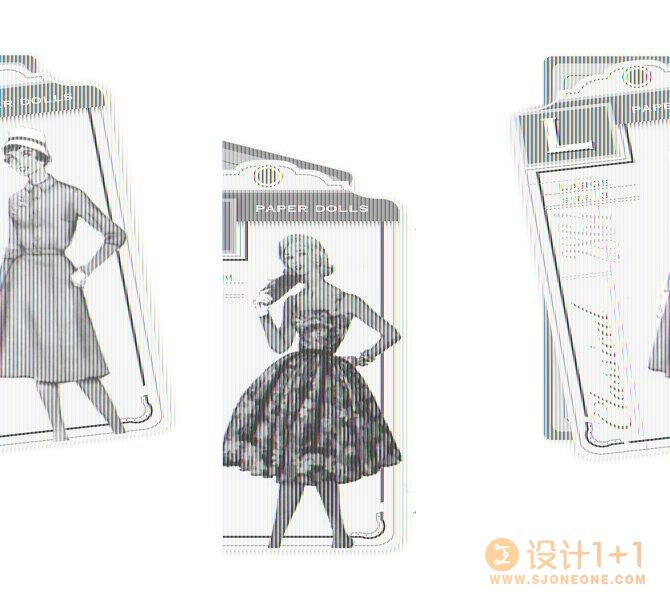 38款漂亮的服装标签设计