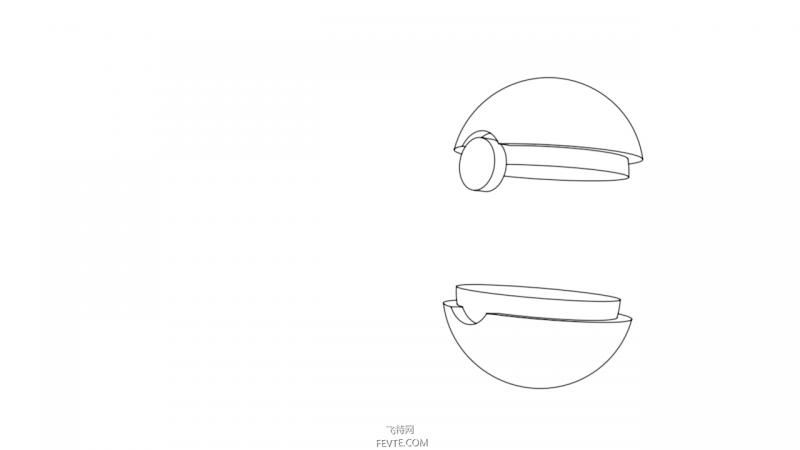 AE表达式制作透视球动画教程