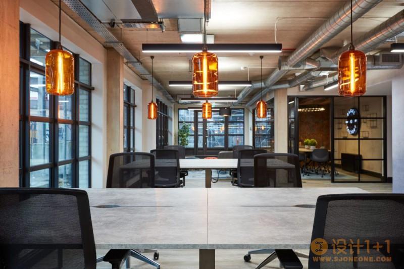 英国Bagel Factory办公室设计