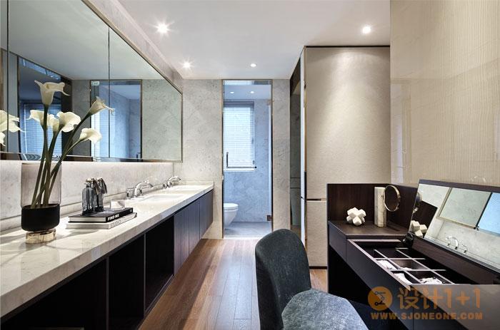宁波PROVIDENCE PLACE精致奢华的复式豪宅设计