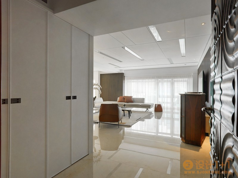 台中26平简约现代风住宅设计