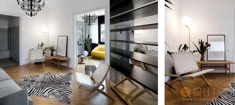 罗马尼亚LC公寓翻新改造设计