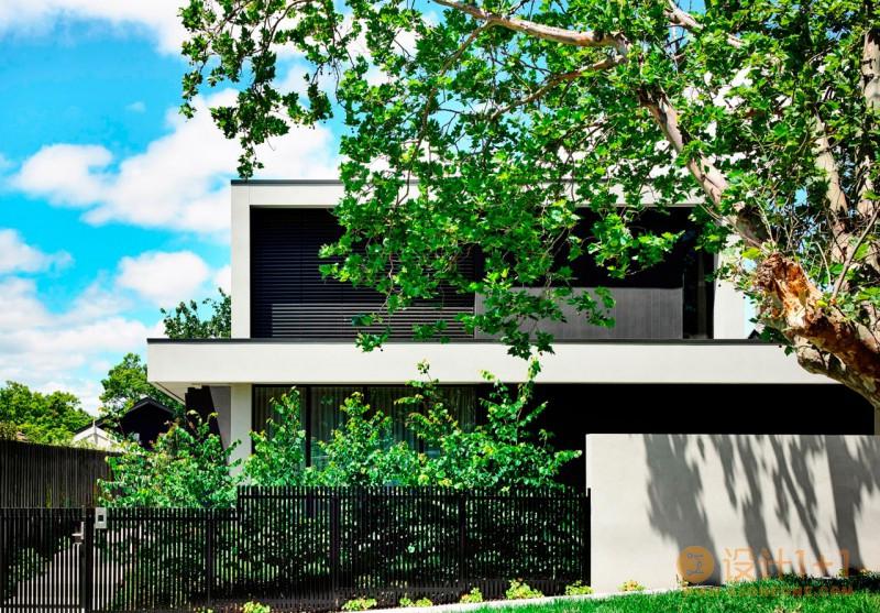 澳大利亚Glen Iris简约风格别墅住宅