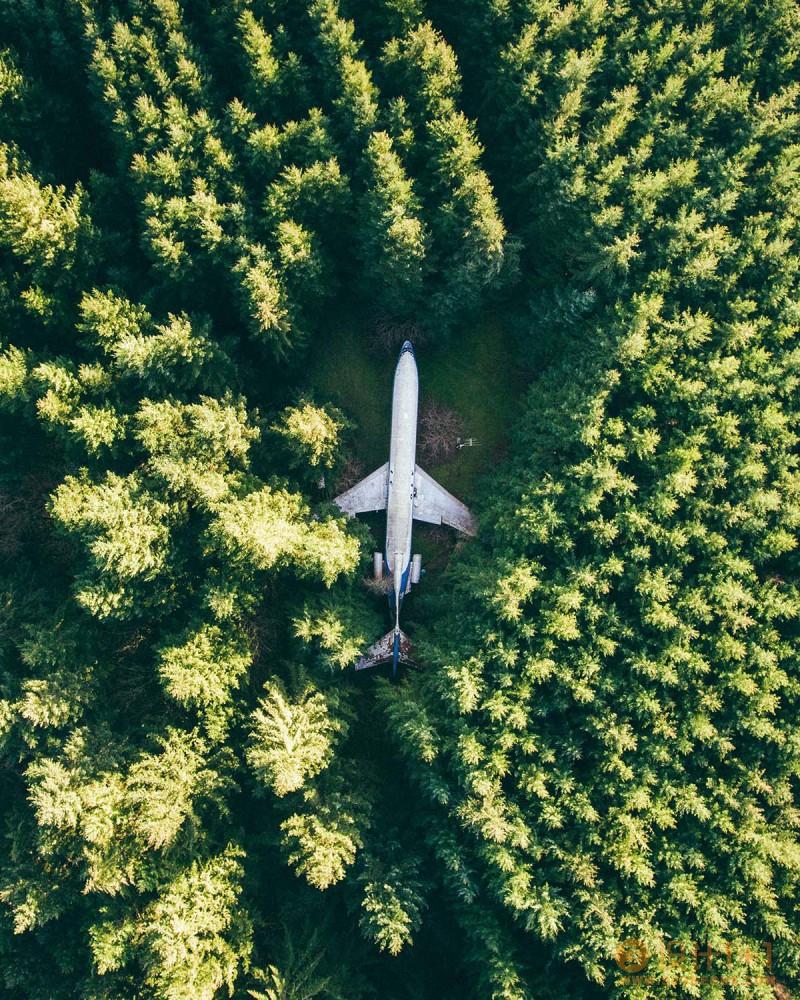 Niaz Uddin漂亮的鸟瞰航拍摄影作品