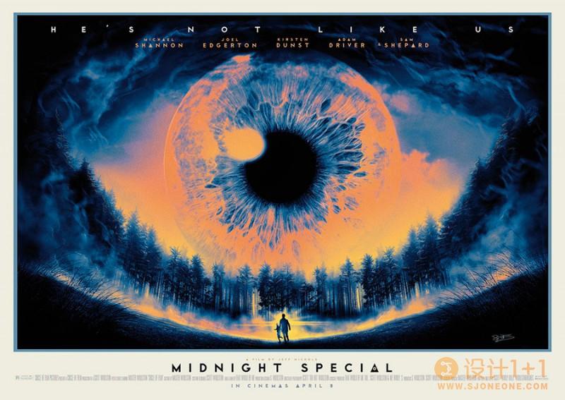Scott Woolston电影海报设计欣赏