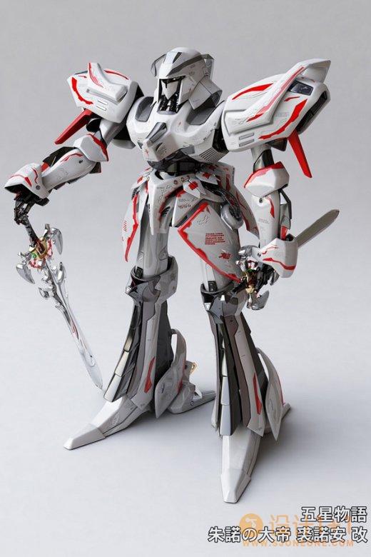40个超酷3D机器人艺术作品