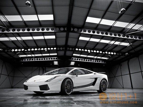 25张超逼真的3D汽车