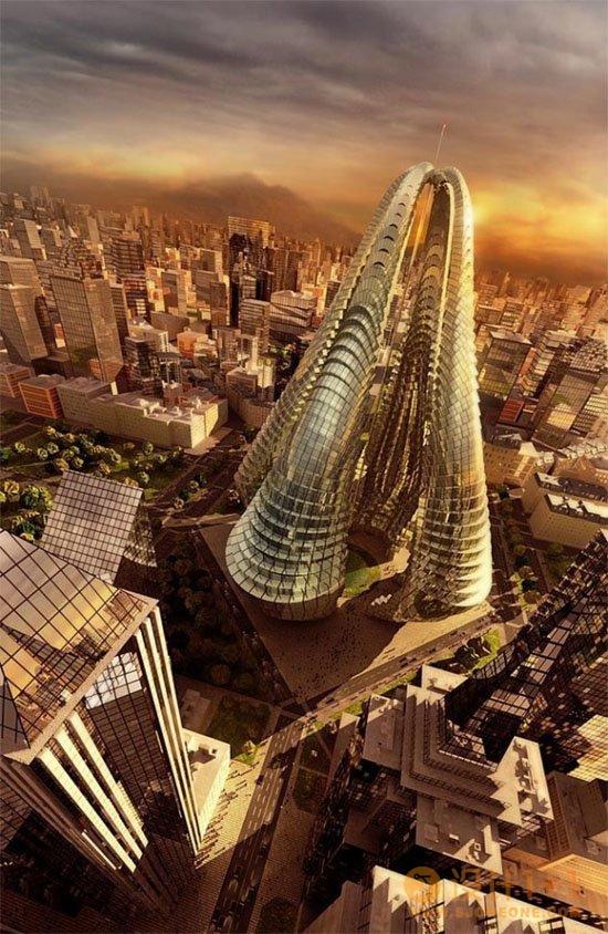 漂亮三维景观与建筑欣赏