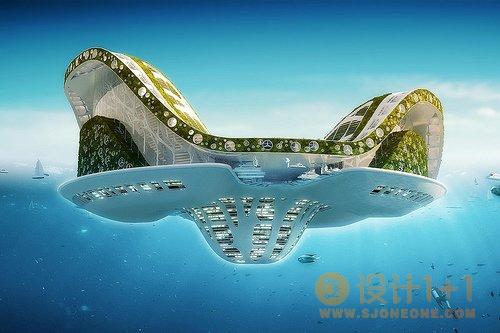 40张3D建筑效果图欣赏