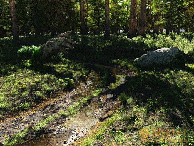 ArthurRosa梦幻3D艺术作品
