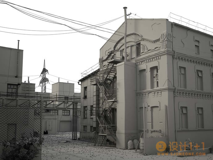 DenisTolkishevsk逼真的3D艺术作品