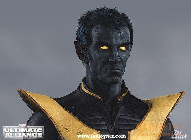 美国CG艺术家IanJoyner3d角色设计