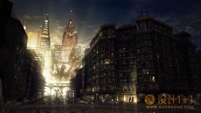 RadoslavZilinsky精美3D场景设计