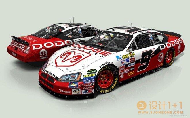 JeffStrong精美3D汽车设计