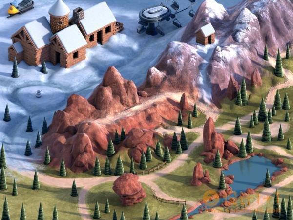 JeremyVickery三维虚拟场景设计