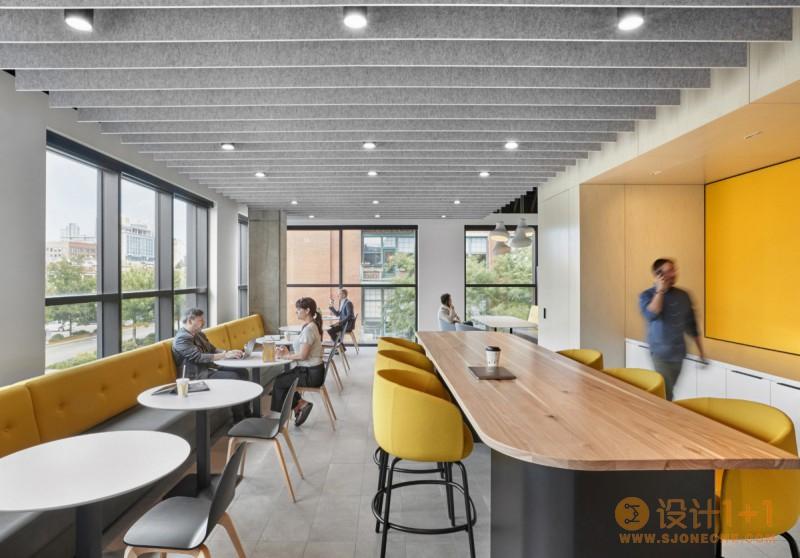 芝加哥麦当劳总部办公空间设计