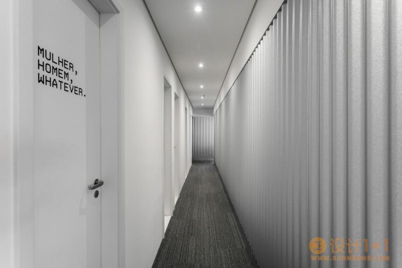 巴西现代风格办公室设计