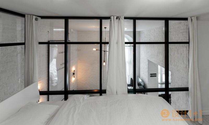 乌克兰56平米小公寓设计