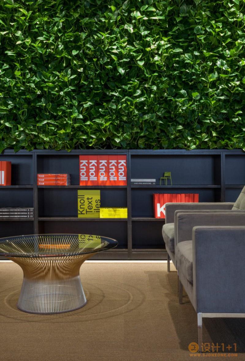 家具品牌Knoll洛杉矶办公室设计
