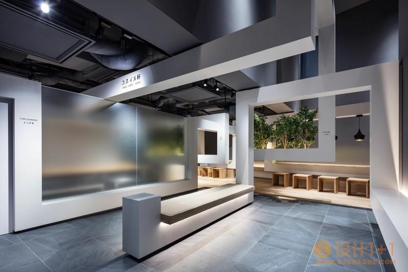 Snail游戏公司东京办公室设计