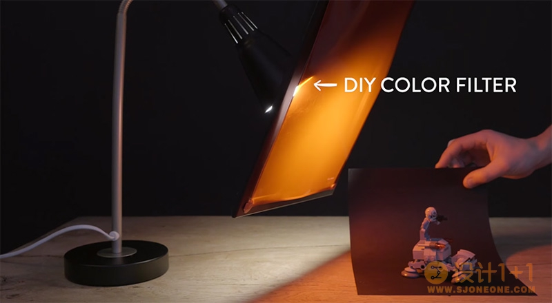 教你在家拍出专业级的产品照片