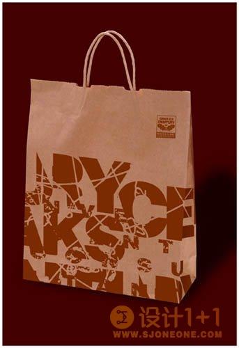 地产推广--精品手提袋设计(三)