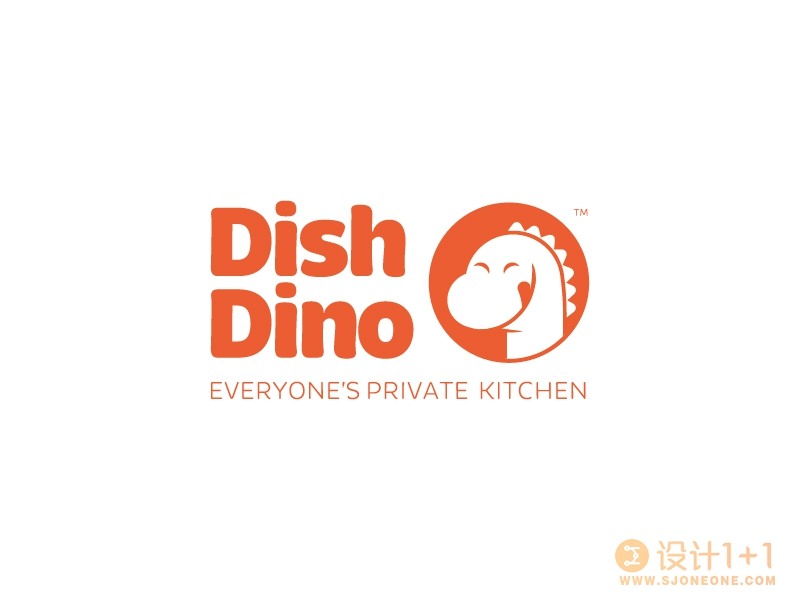 标志设计元素应用实例:恐龙(二)