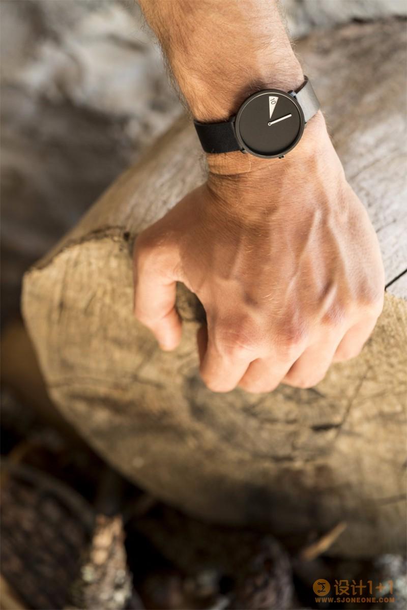 freakishWATCH极简中性腕表设计