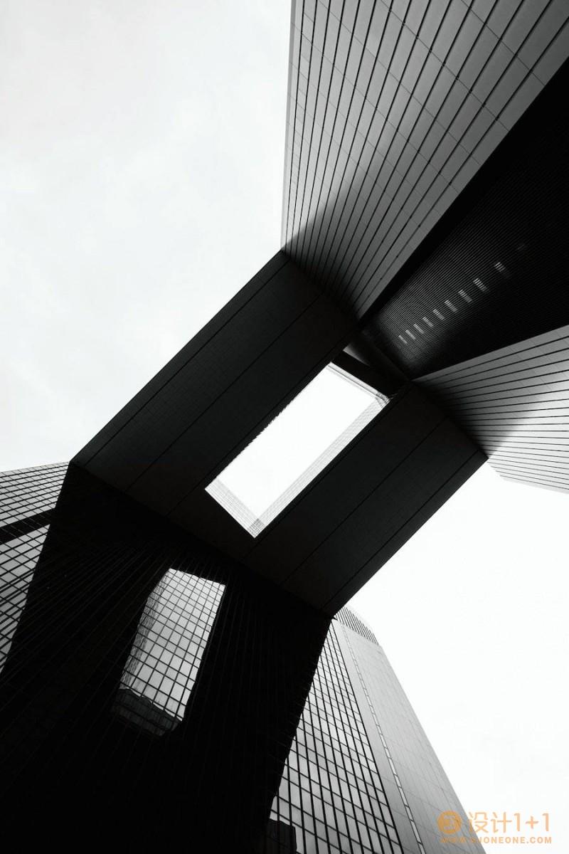 Kevin Krautgartner黑白建筑摄影作品