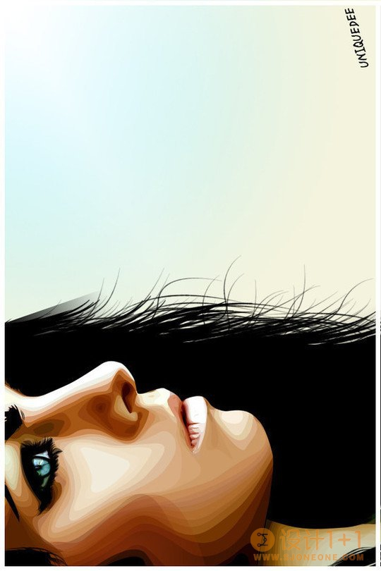 50张漂亮的Vexel艺术作品