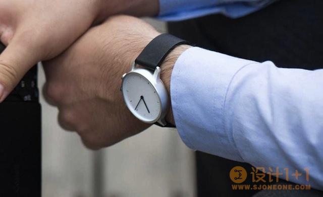 Nevo极简风格智能手表设计