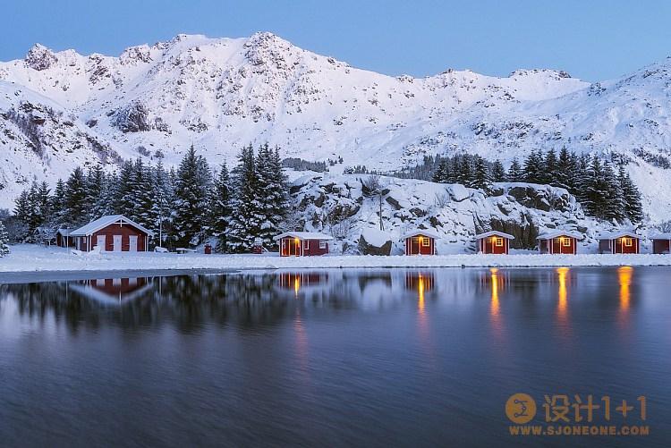 挪威摄影师分享拍摄冬日风光的小建议