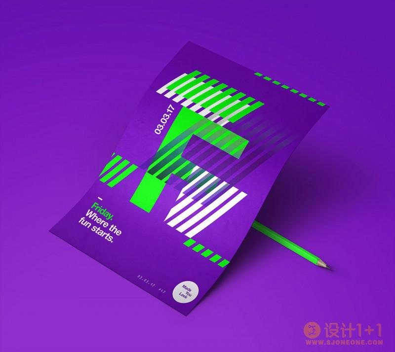 Studio-JQ创意海报设计