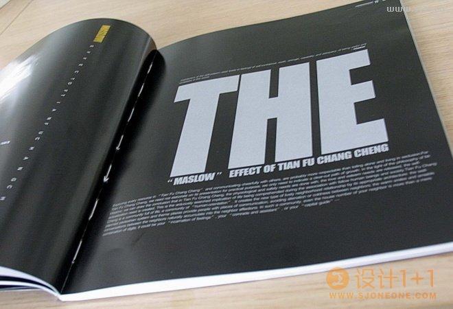 黑蚁设计:天府长城楼书