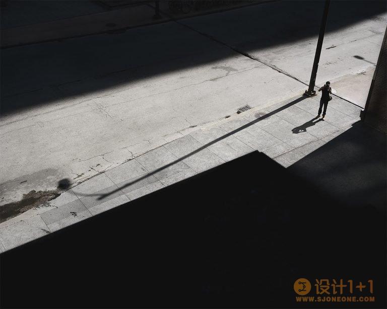 美妙的光线和阴影:Clarissa Bonet城市街头摄影