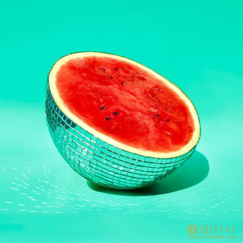 Paloma Rincón创意食物摄影