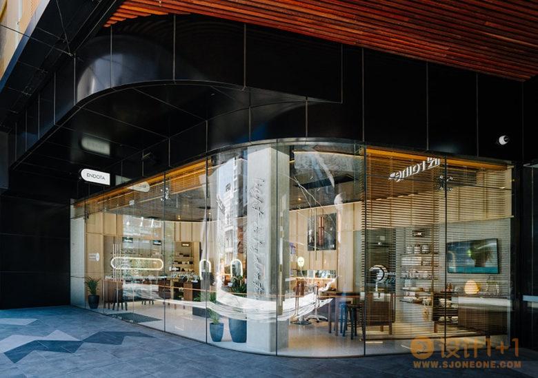 Endota Light & Hydration Studio美容机构店面空间设计