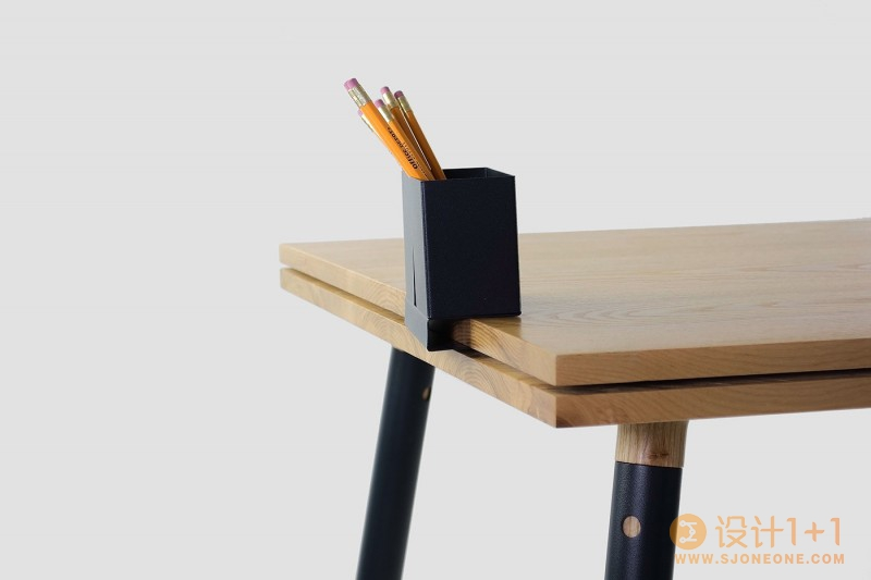 极简的模块化工作台:Tenderete