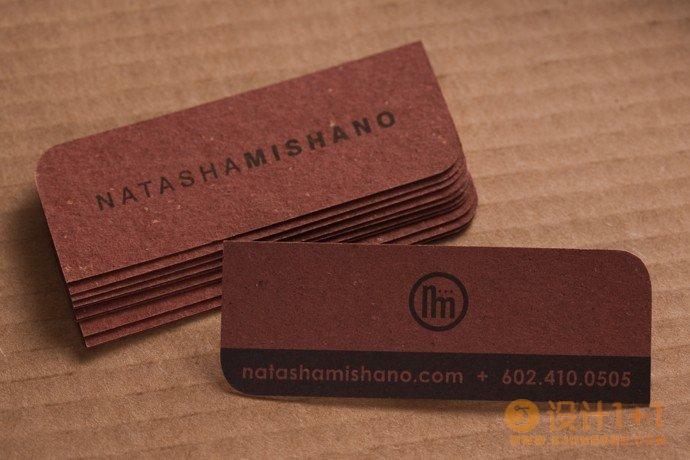 brezhnev卡片设计欣赏