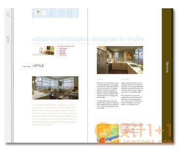 SomaGrand公寓楼书设计