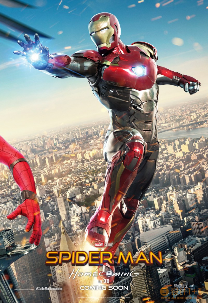 电影海报欣赏:蜘蛛侠:英雄归来