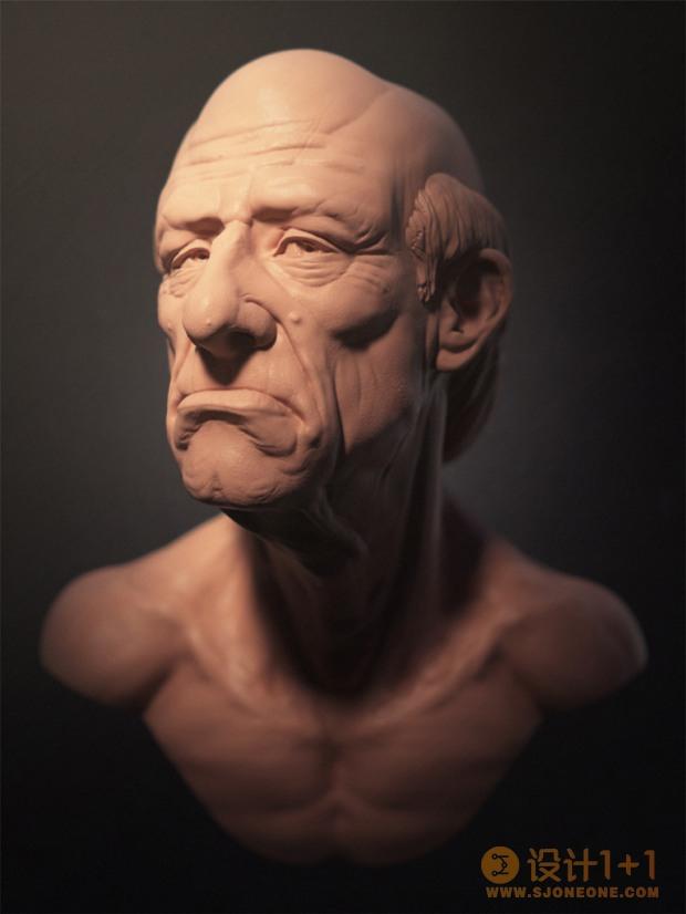 BrunoJimenez卡通3D角色设计