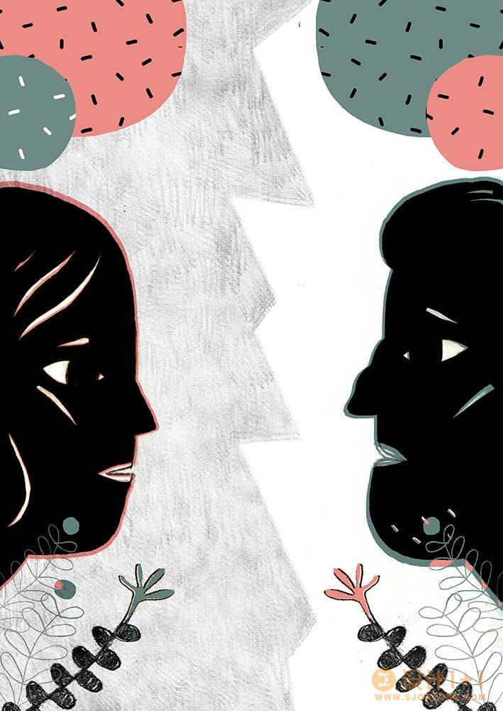 Marianna Coppo插画作品欣赏