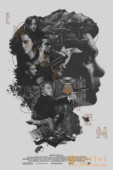 Grzegorz Domaradzki电影海报设计