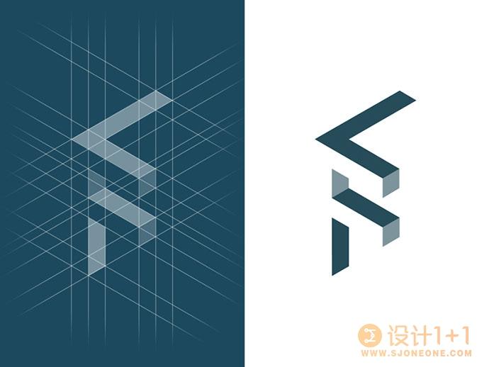 25款Isometric风格标志设计